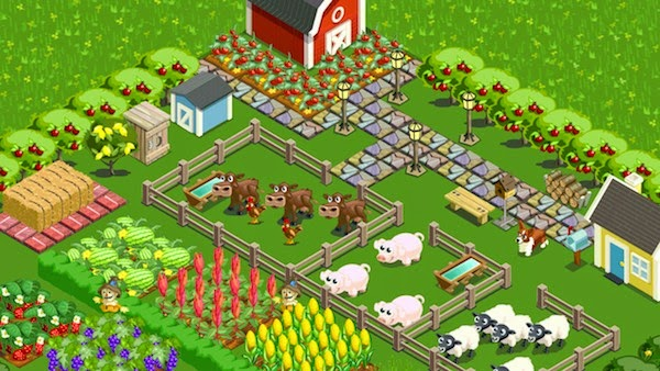 best android games that let you build your own farms and towns