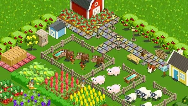 farmville game offline free