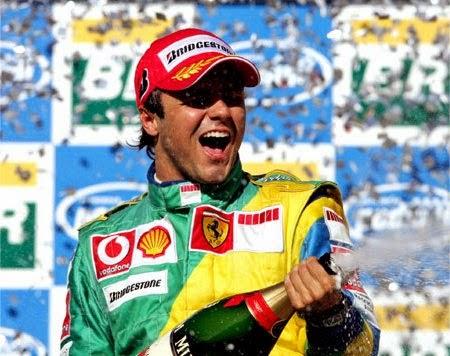 Felipe Massa do Brasil-Biografia e Fotos