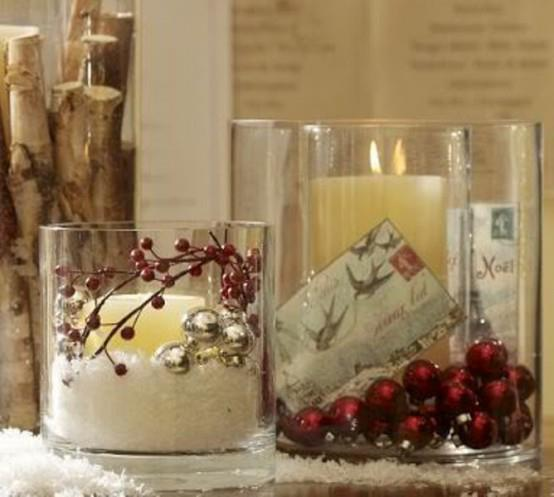 Christmas candles decoration ideas latest fashion 360 for 7 candle christmas decoration