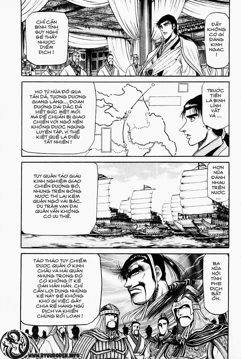 Chú Bé Rồng - Ryuuroden chap 31 - Trang 21
