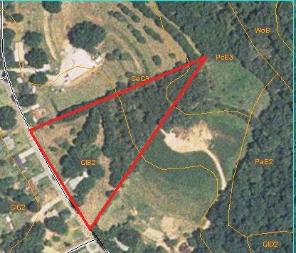 5 acres a dream determining soil texture for Soil web survey