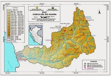 cuenca rio huaura