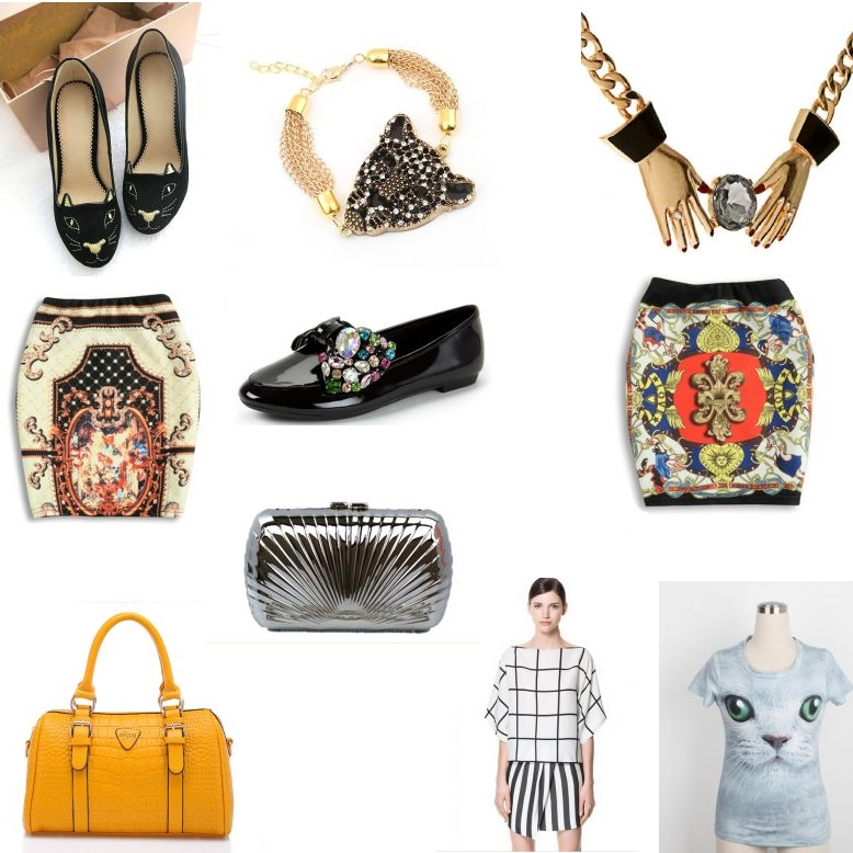 persun, persunmall, persun collage fashion blogger, persun wishlist for the persun fashion blogger programm, best pieces of persun, printed skirts