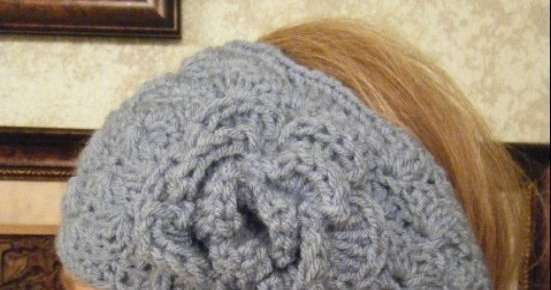 Crochet Headwrap Pattern: Free Crochet Headwrap Pattern ...