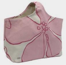 Bolsa de tecido com moldes grátis