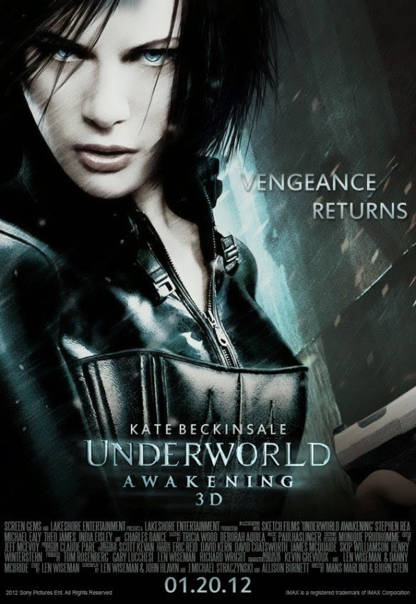 Underworld 4 กำเนิดใหม่ราชินีแวมไพร์ [HD][พากย์ไทย]