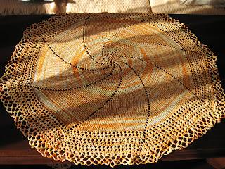 serweta na drutach