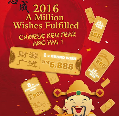Crizal Malaysia 2016 A Million Wishes Fulfilled Contest