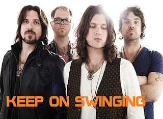 Rival Sons - Keep On Swinging Lyrics