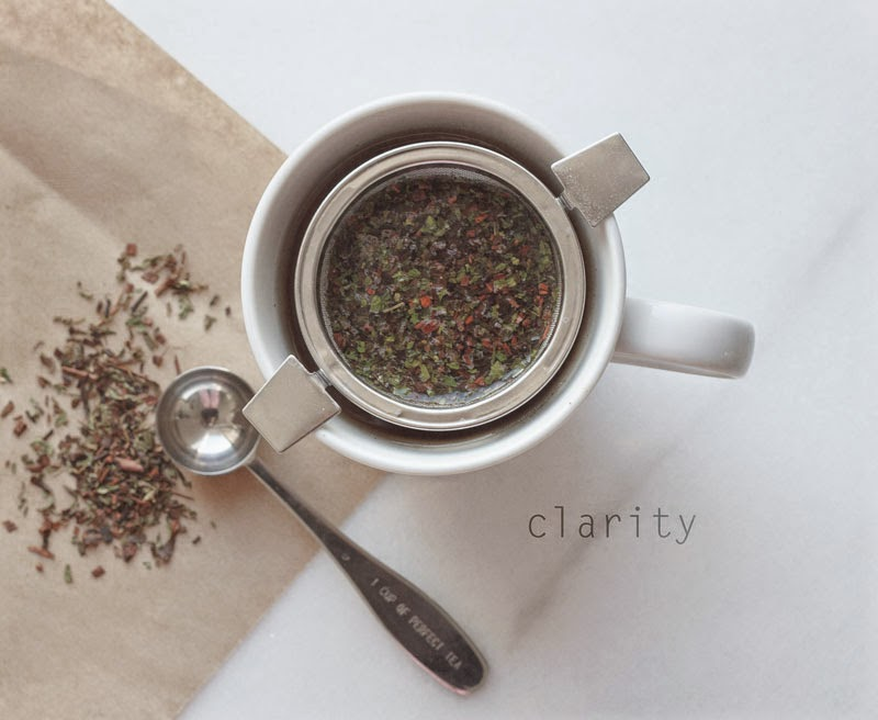 clarity tea