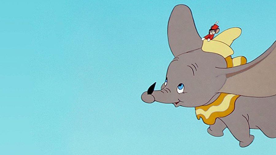 Dumbo - Blu-Ray 1941 Filme 1080p 720p BDRip Bluray FullHD HD completo Torrent