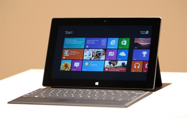 microsoft office tablet