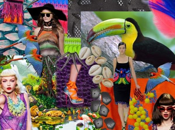 Accesorios de moda para climas tropicales