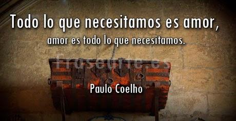 Frases de amor, Paulo Coelho