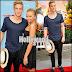Cody Simpson presume sus músculos en premiere de Lluvia de albóndigas 2!