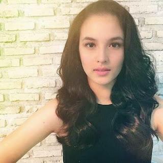Chelsea Islan bintang film Di balik 98 dan Merry Riana. Bintang iklan Graanier, Garnier Indonesia, Tokopedia, Indosat IM3, dan UHA Milk Candy