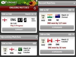 download live cricket score mobile application, for java, for android, for nokia symbian, apple, blackberry, t20 world cup
