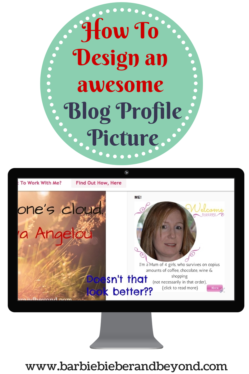 How To Create an Awesome Blog Profile Picture