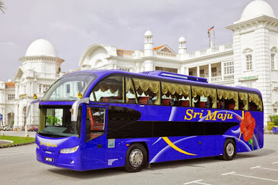 Bus Malaysia PO Sri Maju