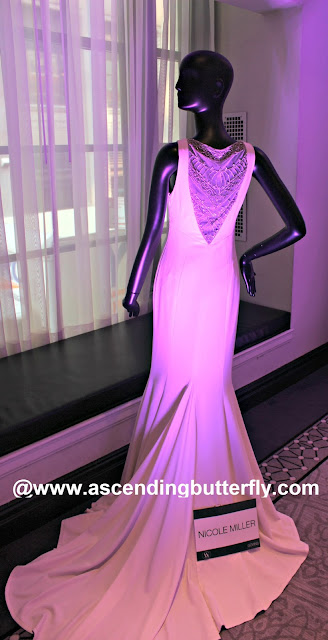 Nicole Miller Wedding Dress at the Wedding, Salon Bridal Tradeshow/Expo, New York City
