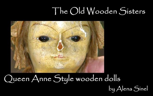 The Old Wooden Sisters