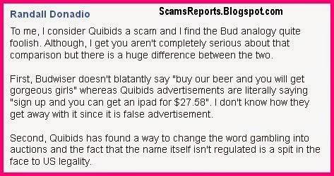 quibids legit or scam