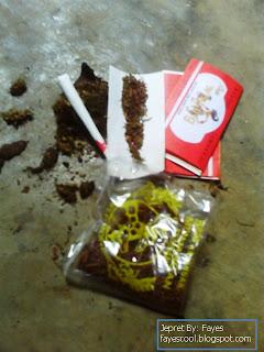 Jepretanku: Tembakau Tingwe (Ngilting Dewe)