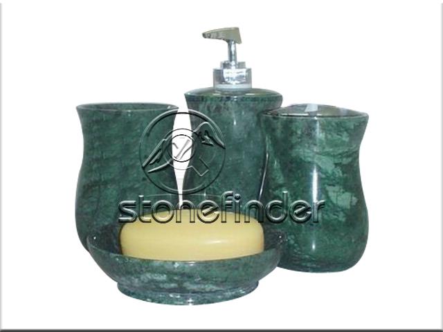 Natural Stone Bathroom Craft
