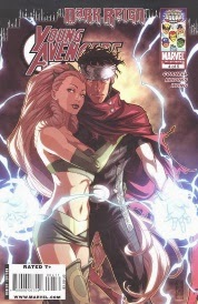 Cover of Dark Reign, Young Avengers