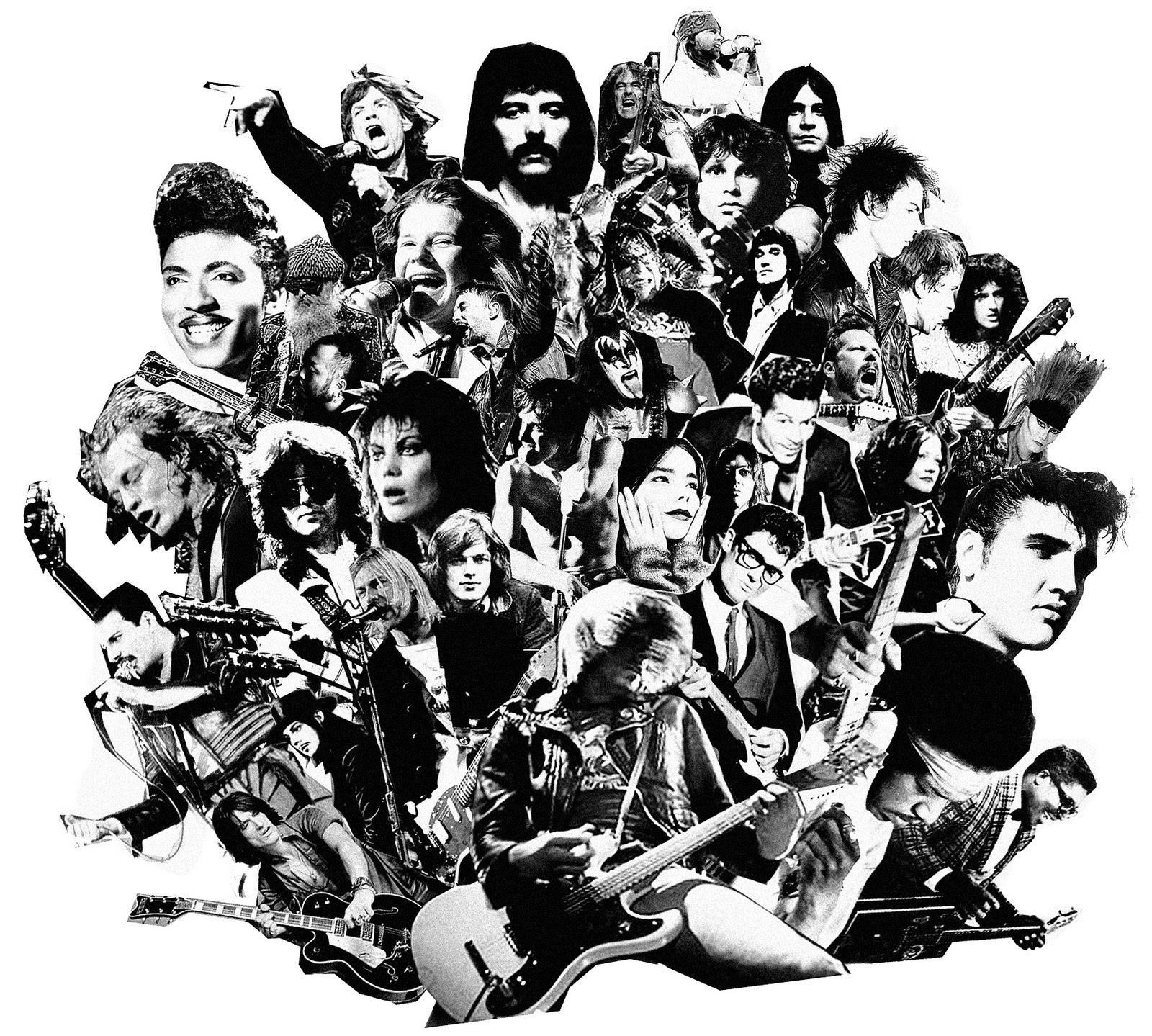 historia rock