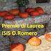 Tesi di laurea vincitrice del premio ISIS ROMERO