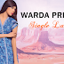 Single Shirt Lawn Collection 2014 by Warda | New Lawn Prints 2014