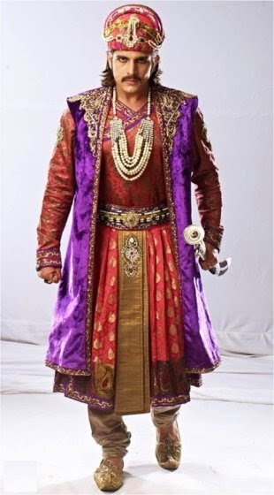 Foto-Foto Terbaik Rajat Tokas Pemeran Raja Jalaluddin di Serial JODHA AKBAR