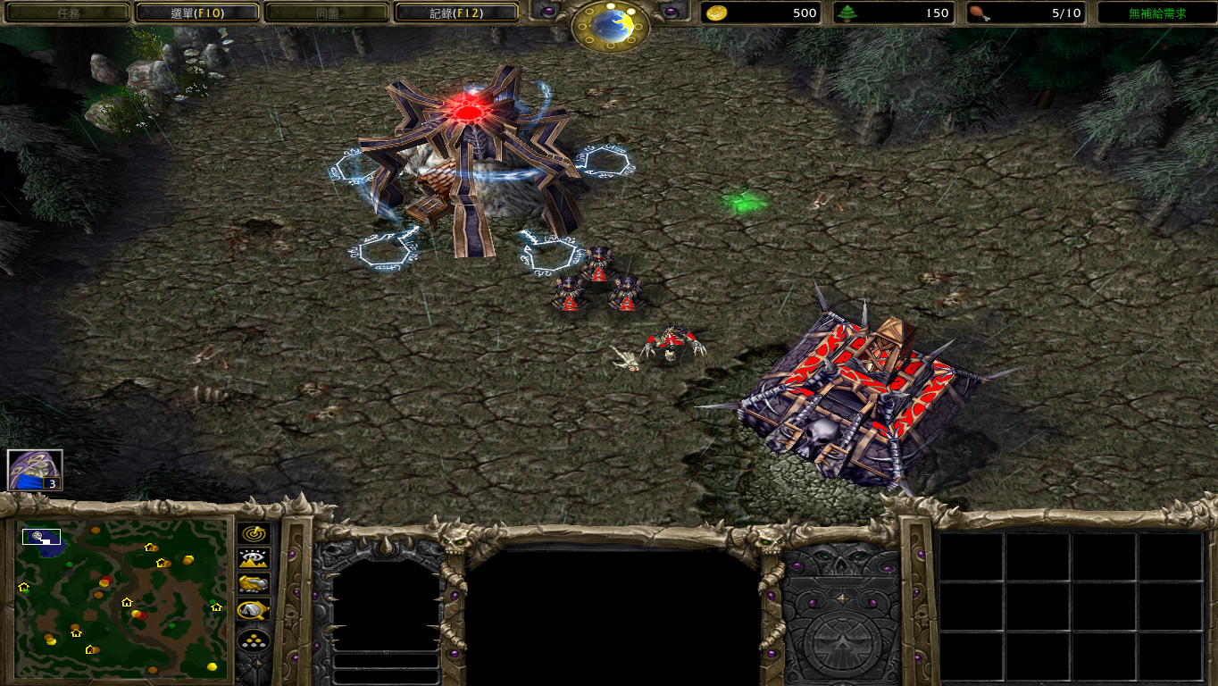 Warcraft 3 reign of chaos characters