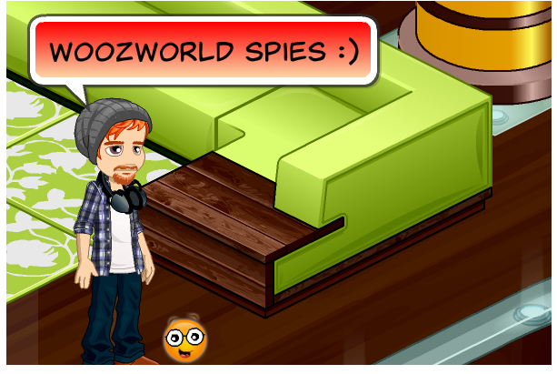 Woozworld Spies!