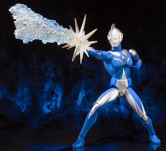 ultraman action figure cosmos luna mode