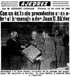 Juan Bäbler, Ricardo Oller e Isidro Capdevila