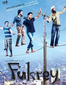 Fukrey Cast and Crew