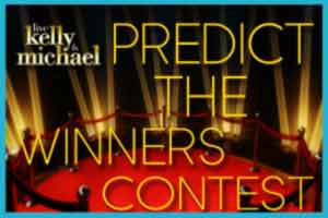 You could win a Vacation by Predicting the Oscar Winners 2013