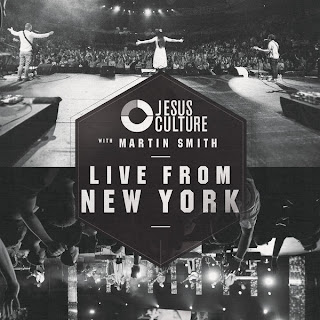 CD Jesus Culture - Live From New York - 2012