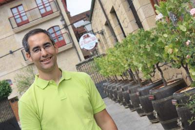La Rioja Alta wine cellar in Haro