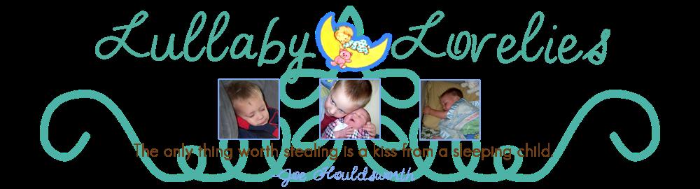 LullabyLovelies - Adventures in Parenting