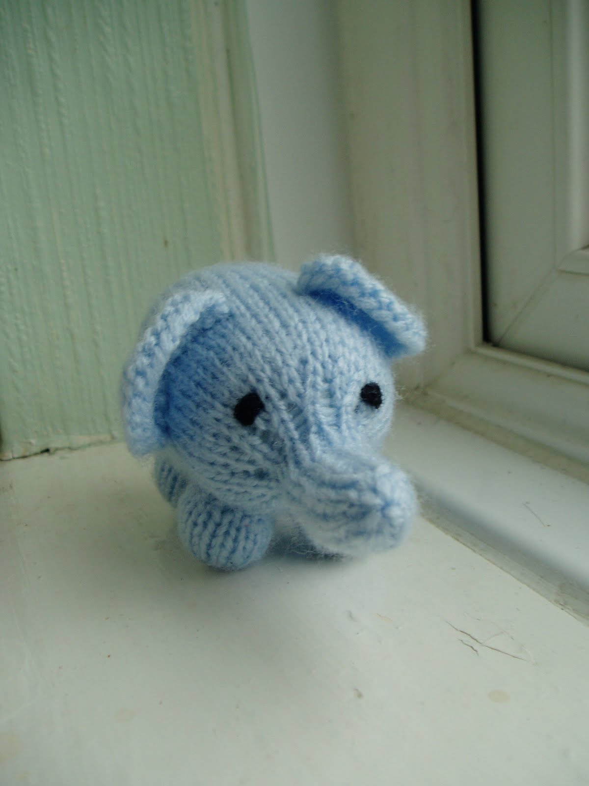 Free Pattern - Mini Elephant