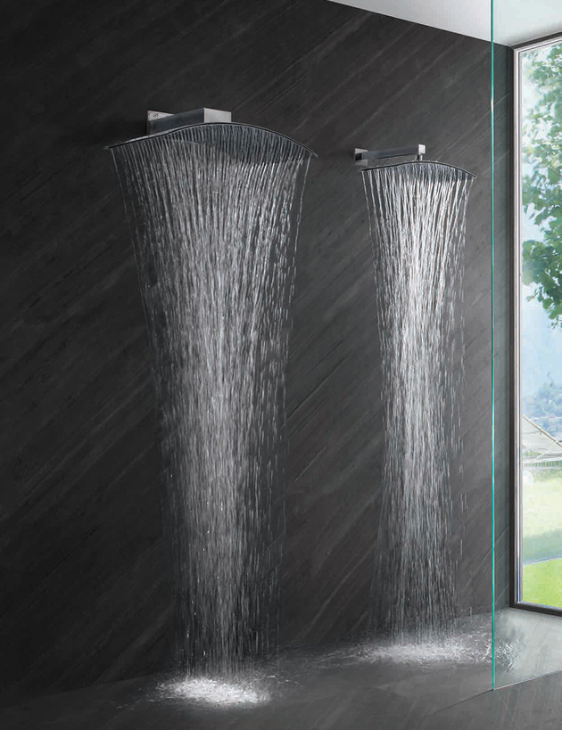 Best Rain Shower Head Combo