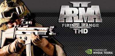 Arma II Firing Range THD v1.3.2 Apk