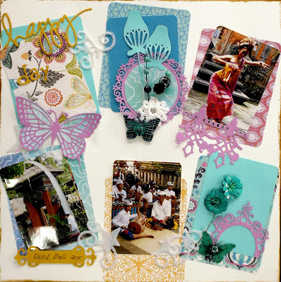Scrapbooking Butterfly Embellishments