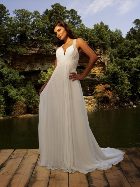 vestidos de novia: Get Low costo vestidos de novia