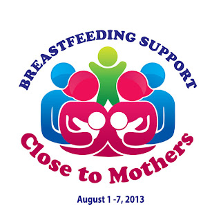 World Breastfeeding Week August 1-7