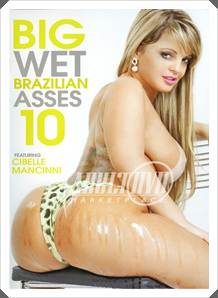 Download Elegant Angel Big Wet Brazilian Asses 10 DVDRip